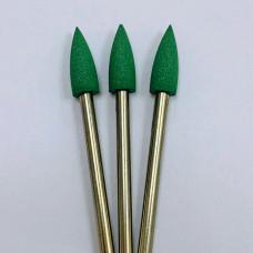 Полировщик маленький, зеленый