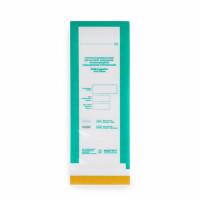 Крафт-пакеты ПСПВ-Стеримаг 100х250мм, прозрачные