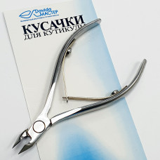 Кусачки для кожи DAVIDA МАСТЕР 6-7 мм