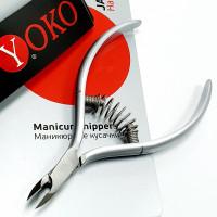 Кусачки для кожи с низкой пяткой YOKO SK 015A - 7 мм